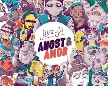 Juse Ju – ANGST & AMOR // kostenloses Deutsch-Rap Album