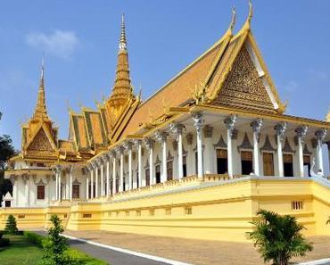 Die wichtigsten Pagoden in Phnom Penh