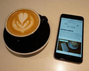 Kaffee & Beats mit Awon