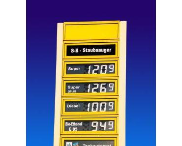 Umweltschonende Benzin-Alternative E85 -Bioethanol- ab 2016 weg