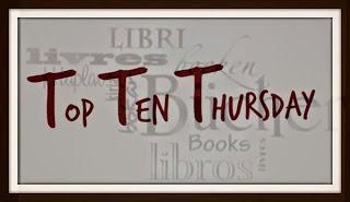 [Top Ten Thursday] 10 Bücher, die ich im Winter lesen möchte