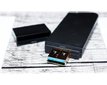 CSL - USB 3.0 WLAN AC1200 Stick Dual Band Wi-Fi Direct im Test