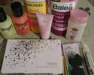 [Haul] dm & CATRICE TREASURE TROVE LE & KIKO