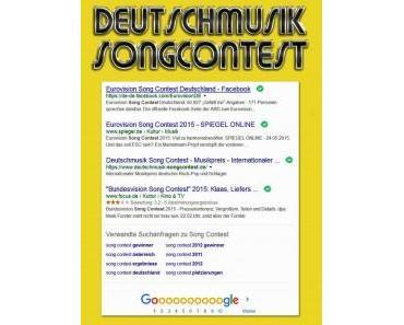 Deutschmusik Song Contest unter den bedeutendsten Musikwettbewerben