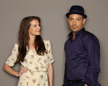 "Roger Cicero und Yvonne Catterfeld singen Sinatra-Klassiker ""Somethin' Stupid"" // Video"