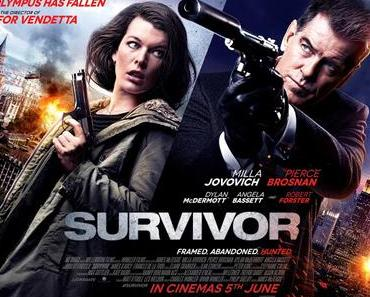 Review: SURVIVOR - Solides Handwerk