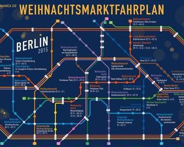 Alle Jahre wieder: Weihnachtsmärkte in Berlin