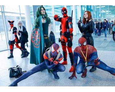 Das war die erste Vienna Comic Con