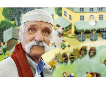 Wimmelbild-Zeichner: Kindheit als Berufung