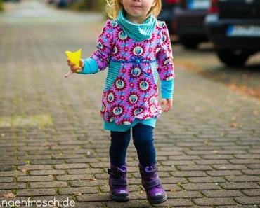 Sweat Mini Martha mit Eulen und die Laterne