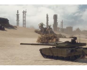 Armored Warfare: Wartungsarbeiten für Hotfix 0.11.1616