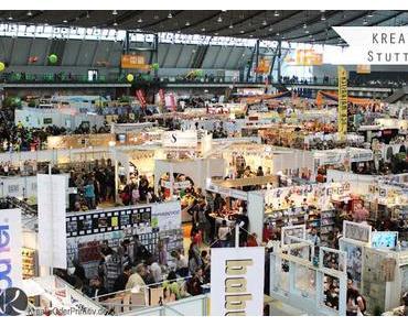 Kreativmesse Stuttgart 2015