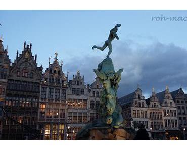 Rohkost in Antwerpen