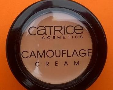 Catrice Camouflage Cream 010 Ivory + Batman The Dark Knight Eau de Toilette :-)
