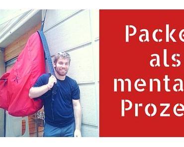 Jakobsweg Vorbereitung: Packen als mentaler Prozess