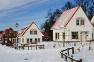Top-3 Luxuriöse Ferienhäuser für Silvester