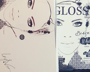 [Unboxing] Glossybox vom September 2015 - Black & White Edition