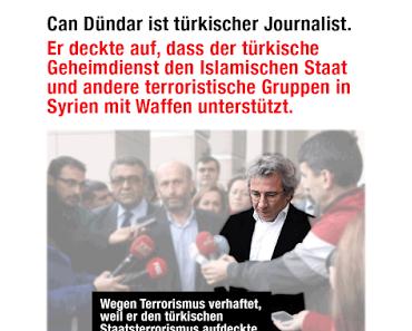 Erdowahn lässt türkischen Terror-Aufklärer verhaften