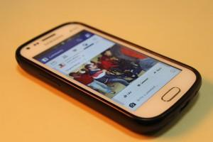 Samsung Galaxy S4 Mini bei Aldi Süd