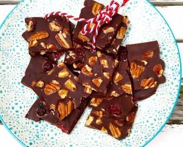Schokolade selbstgemacht und vegan - Homemade vegan Chocolate