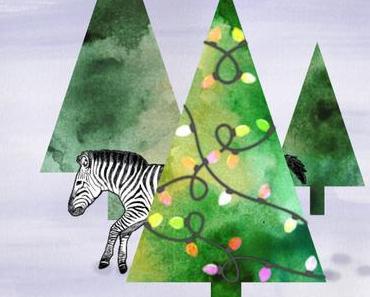 Morgen geht's los.. der ADVENTSKALENDER 2015 bei Fräulein Zebra