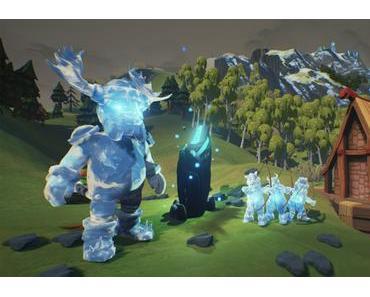 Valhalla Hills: Ab sofort als digitale Version erhältlich; Neues Update
