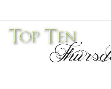 [Aktion] Top Ten Thursday #68