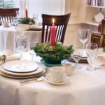 Tipps für eine perfekte Weihnachtstafel