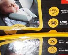 Spiegel Auto Baby : Royal rascals baby auto spiegel für die sicherheit deines babys