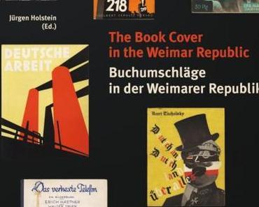 Buchumschläge der Weimarer Republik
