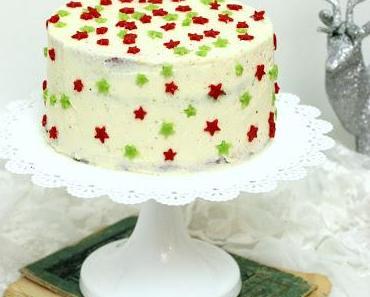 Mein Tipp für die Festtage: Christmas-Star-Cake