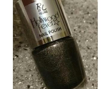[Nails] Sunday ... Nails mit essence 33 wild white ways &  RdeL YOUNG Hollywood Fever nail polish 01 GLITZ & GLAMOUR