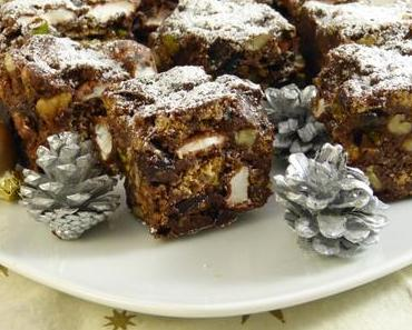 Kulinarischer Adventskalender 2015 – Christmas Rocky Road