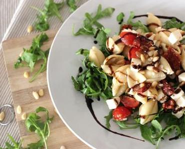 FOOD – 5 STEPS TO THE PERFECT MEDITERRANEAN PASTA SALAD.