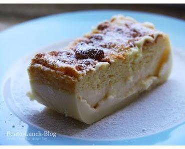 Rezept: Magic Cake, magischer Kuchen mit 3 Schichten