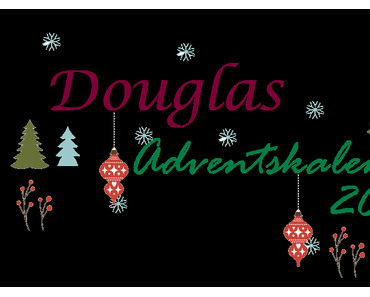 Douglas Adventskalender 2015 - Inhalt