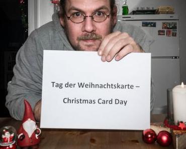 Tag der Weihnachtskarte – der US-amerikanische Christmas Card Day