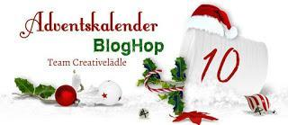 Stampin UP Team Adventskalender Nr- 10