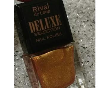 [Nails] Rival de Loop DELUXE SELECTION 04 GOLDEN CRUSH & I LOVE MY p2 Collection 010 midnight magic