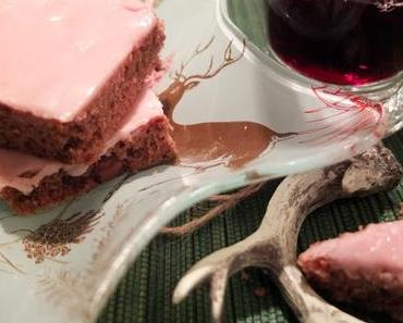 11. Dezember: Glühwein-Kuchen
