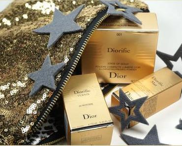 "[Review] Dior Weihnachtslook ""A State of Gold"" 2015"
