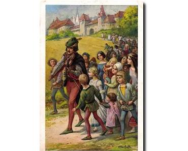 Der Rattenfänger von Hameln • Sage aus Deutschland