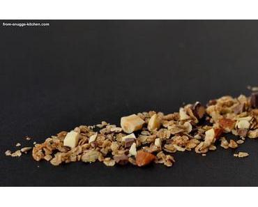 Geschenke aus der Küche - Granola