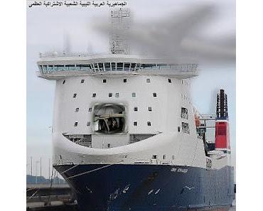 Wie evakuiert man seine Staatsangehörige aus Libyen?