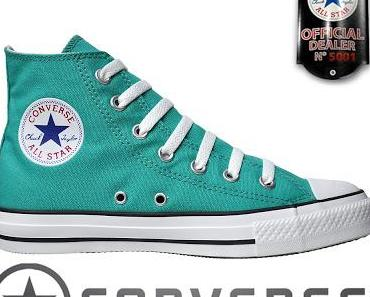 Converse Chuck Taylor All Star Chucks 122166 Waterfall Türkis Blue Blau