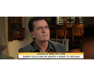 """Charlie Sheen im Interview: """"Ich nahm Drogen, weil ich gelangweilt war."""""""