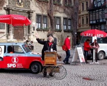 Drehorgel Rolf in Quedlinburg