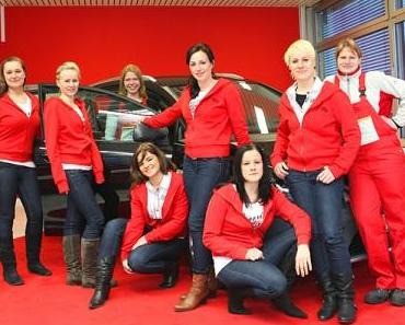Das erste Autohaus für Frauen von Frauen eröffnet