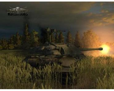 World of Tanks mit Weltrekord