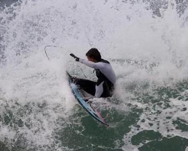 Hightech-Surfbrett soll Surfstil in Daten umwandeln